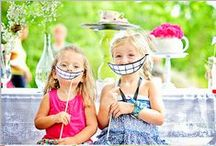 ♥♥ Awesome Party Ideas / Are you ready for a big Party? We are, All the guests are ready for MariaPalito's Birthday Party.The Cake, the party favors and the party decorations are ready for the party. . Here are some pins to inspire your next party.