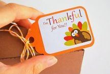 Thanksgiving Party Ideas / by Maria Palito