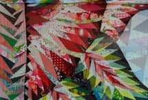 Quilt Paper Pieced Hexies and More