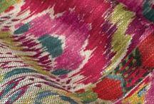fabric fanatic / by Jennifer Beresford Toolan