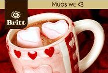 Mugs We ♥ / by Cafe Britt