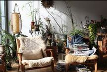 Beautiful Interior Spaces / by Sophie Zalokar