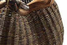 Bags | Baskets / by Sophie Zalokar