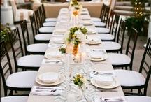 pretty tables / by Debbie Oddi