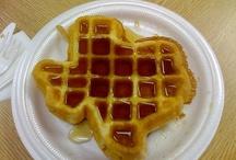 Things Shaped Like Texas