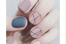 nail styles/стили для ногтей