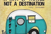 On The Road Again! / home is where your RV parks