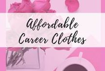 Affordable Career Clothes / Career Clothes | Professional Wardrobe | Summer Wardrobe | Plus-Size Professional Wardrobe | Affordable Career Clothes | Stitch Fix | Polyvore | Dresses | Summer | Classy | Cheap | Affordable | www.9to5project.com