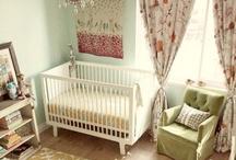spaces i heart ~ nurseries & kids rooms / by Debbie Oddi