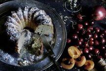 Cakes | Tarts | Desserts / by Sophie Zalokar