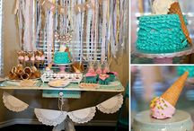 Plan a little something / Decorations, appetizers, theme ideas etc. Time to party! / by Michele George