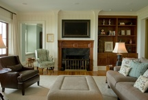 Interiors: Old Village living room