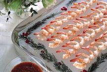 Christmas appetizers / by Denise Bondy
