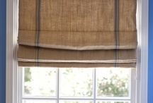 Design details: Window Treatments / A few examples of our window treatments.  Collected from our various design projects.