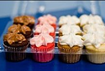 Cupcakes / Always made from scratch, our cupcakes are known for their great flavor and unrivaled moistness. Strawberry, Coconut, Lemon or one of our other exceptional flavors - these are the only cupcakes that taste as good as they look!