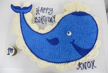 Birthday Cakes / Birthdays, anniversaries, baby showers or no reason at all - cakes are the perfect way to celebrate the important moments in life.