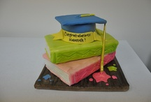 Special Event Cakes / Graduations, birthdays, anniversaries, baby showers or no reason at all - cakes are the perfect way to celebrate the important moments in life.
