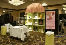 Displays / Visit our booth at many of the bridal shows in the MidSouth area!