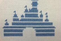 Disney Cross Stitch / by Merideth Fernandes