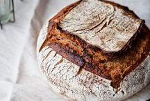 Bread / by Sophie Zalokar