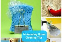 Dirty Girl / Cleaning solutions