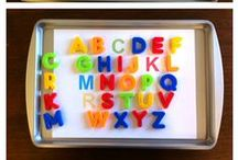 Preschool - Alphabet / by Rachel W