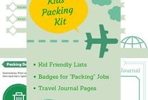 Your Vacation Toolkit / Everything you need to plan one epic summer vacation or lots of weekend adventures!