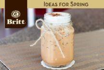 Spring / by Cafe Britt