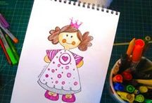 How to Doodle a Doll