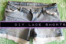 Sewing Pants and Shorts