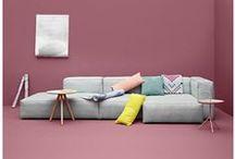 Hay Design / HAY is een jong design merk met eenvoudige en innovatieve ontwerpen die gecombineerd worden met een speelse uitstraling en minimalistische vormen. Verkrijgbaar bij Home Center