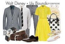 Disney In My Closet. / #disney, #clothes, #polyvore  Amazing outfits created by DisneyBound, you can find the amazing blog at disneybound.tumblr.com! / by Shannon Bray