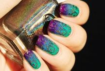 Nail Art Inspiration / by 10th Story Nails by Danielle Lubin