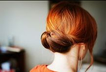 Hair / by Claire Des Bruyeres