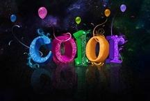 A Colorful World.. / by Carole Dagostino