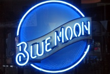 "Blue Moon...dark blues! / BLUES ..for my MOM.. & MY GRANDAUGHTER`S BEAUTIFUL ""BLUE"" EYES!!..Blue Moon Song by Bobby Vinton on here also..which I like / by Carole Dagostino"