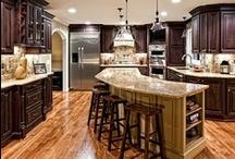 Kitchen Ideas / by Bridget Fischer