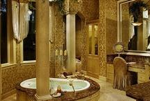 Bathroom & Vanity Ideas / by Bridget Fischer