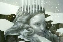 :Illustration: / by Tanya Bjelovuk