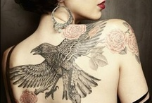 :Tattoos: / by Tanya Bjelovuk