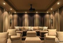 Basement/Rec/Media Room