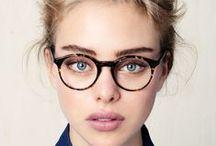Eyeglasses / Trendy Eyeglasses :: Because Geek is Chic | Visit www.visual-click.com because we love geeks, nerds and awesome people wearing eyeglasse