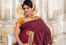 Indian Sarees Online / Buy Indian Sarees online at Seventymm at the lowest prices. WE have a huge range of designer, silk, cotton saree at lowest prices ever.