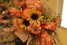 Autumn/Fall decor / by Kalea Bridges