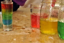 Science Class / by Lorraine Gonzales
