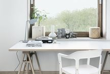 Work Space  / by Blanco Insuperable