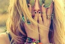 Hippie Style / Visit www.visual-click.com, stay tuned and follow this board!