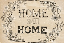 Home Sweet Home / Realistic & Simple Home Decor