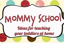 @Home Teaching Tools  / Because School Should NOT Be The ONLY Place A Child Is Encouraged To Learn!