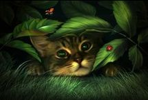 Illustrations: Cats